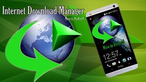 Internet Download Manager v6.18.6-بهترین اپلیکیشن دانلودمنیجربرای اندروید