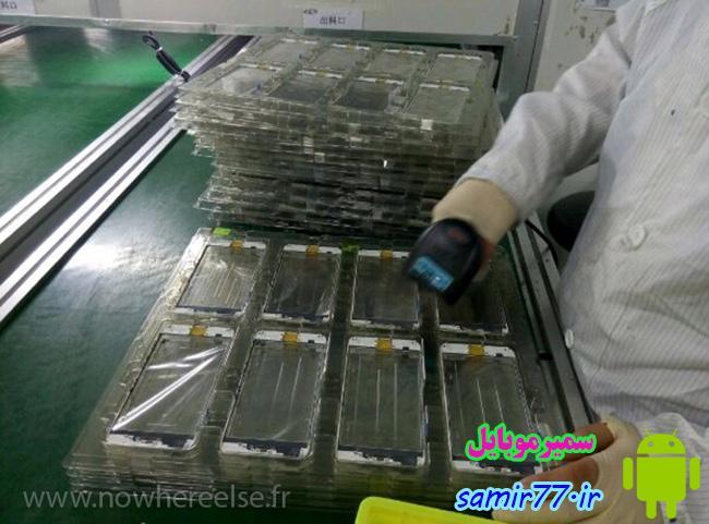 آیفون 6s در مراحل تولید قرار دارد
