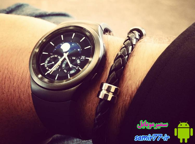 عکسی جدید از ساعت هوشمند Gear S2 منتشر شد