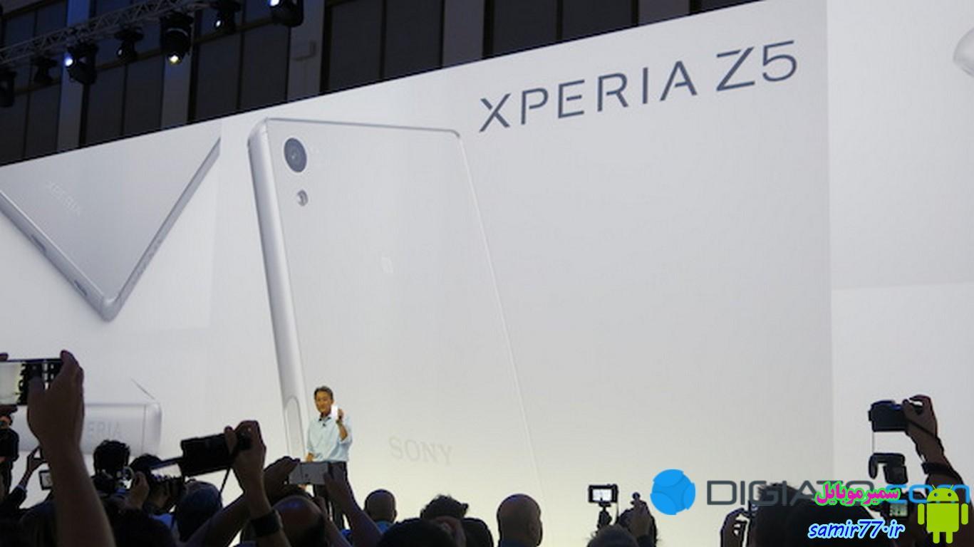 اختصاصی: نگاه نزدیک  به تلفن هوشمند اکسپریا Z5 از سونی